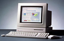 Macintosh LC with 12 inch color display