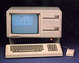 Apple's Lisa, introduced in 1983