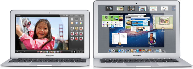 Mid 2012 MacBook Air