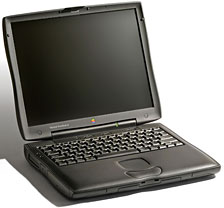 WallStreet PowerBook G3