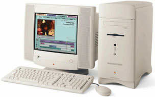 Performa 6400 with monitor