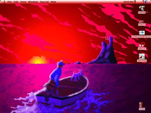 Customizing Mac OS 9